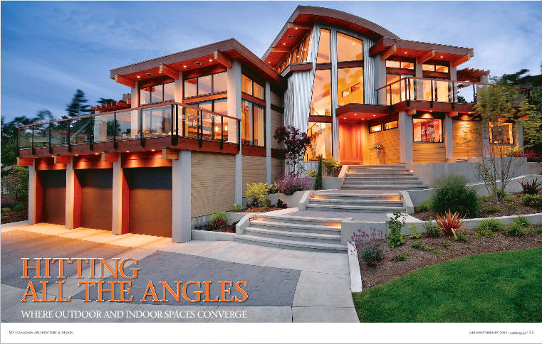 Pleasant Canadian Architecture And Design Magazine Articles By Mickey Goodman Largest Home Design Picture Inspirations Pitcheantrous